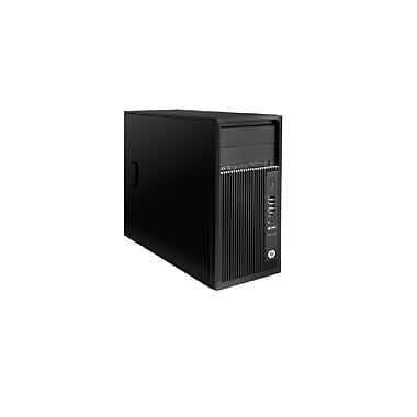 HP Z240 L9K63UT#ABA Desktop Computer, 3.5 GHz Intel E3-1240 v5, 1 TB HDD, 16 GB DDR4 SDRAM, Windows 7 Pro