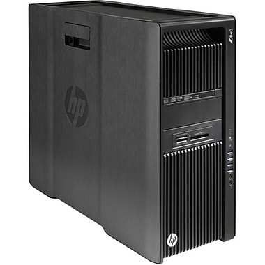 HP - PC de table Z840 T4P08UT#ABA tour, 2,9 GHz Intel Xeon E5-2650 v4, SSD 512 Go, 16 Go DDR4, Windows 7 Pro