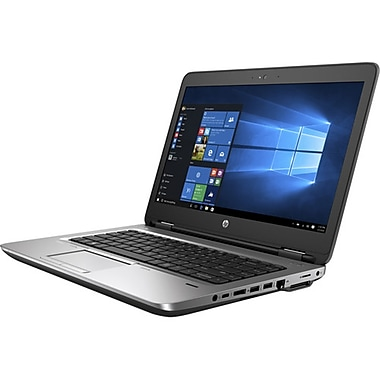 HP - Portatif tactile ProBook 640 G2 V1P73UT#ABL 14 po, 2,4 GHz Intel Core i5-6300U, DD 500 Go, 4 Go DDR4 SDRAM, Windows 7 Pro
