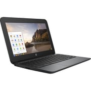 HP - Portatif Chromebook 11 G4 V2W29UT#ABL de 11,6 po, Intel Celeron N2840 à 2,6 GHz, eMMC 16 Go, DDR3L 2 Go, Chrome OS