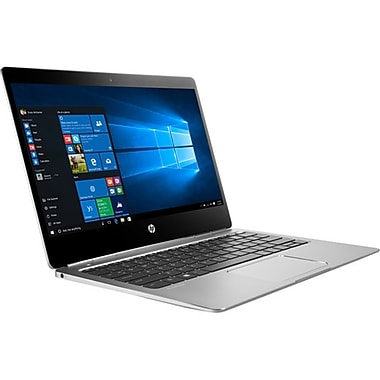 HP-Portatif EliteBook Folio G1 W0R84UT#ABA, écran tactile 12,5 po, 1,2GHz Intel Core m7-6Y75, 256Go SSD, 8Go RAM, Windows10 Pro