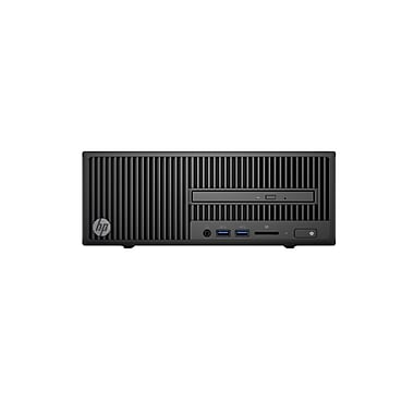 HP 280 G2 W5X37UT#ABC SFF Desktop Computer, 3.7 GHz Intel Core i3-6100, 500 GB HDD, 4 GB DDR4 SDRAM, Windows 10 Pro