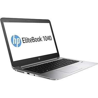 HP - Portatif EliteBook 1040 G3 Y9G28UT#ABA, 14 po, Intel Core i5-6200U à 2,3 GHz, SSD 256 Go, DDR4 RAM 8 Go, Win 10 Pro