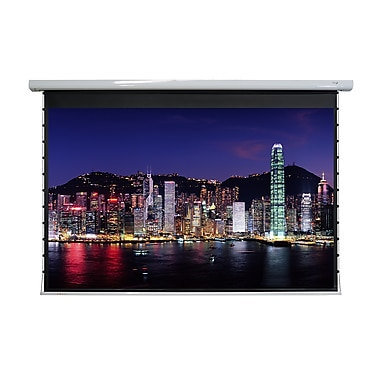"EluneVision 92"" 1.2-4:3 Titan Tab-Tension Motorized Projector Screen"