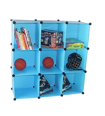Rebrilliant 14'' Magic Shelving and Storage Cube