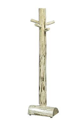 Loon Peak Abordale Child's Coat Rack; Lacquered