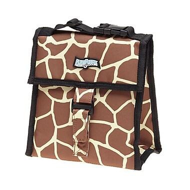 Maranda Enterprises FlexiFreeze Freezable Snack Tote Cooler; Giraffe