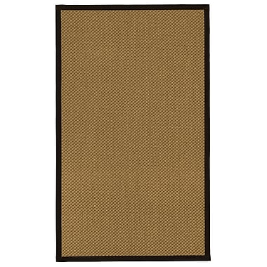 August Grove Loehr Hand-Woven Beige Area Rug; 8' x 10'