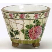 Houston International Garden Trends Ceramic Pot Planter