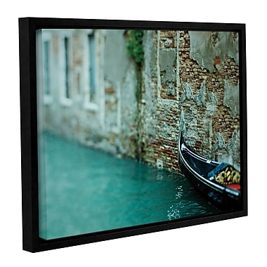 Ebern Designs Dreamboat Framed Photographic Print; 18'' H x 24'' W x 2'' D