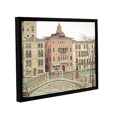 Ophelia & Co. Sunday Morning in Venice Framed Photographic Print; 8'' H x 10'' W x 2'' D