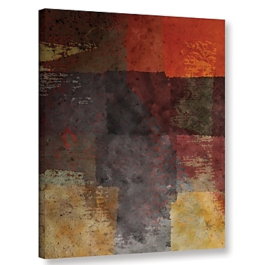 Red Barrel Studio Quilted Graphic Art on Wrapped Canvas; 48'' H x 36'' W x 2'' D
