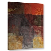Red Barrel Studio Quilted Graphic Art on Wrapped Canvas; 18'' H x 14'' W x 2'' D