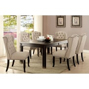 Darby Home Co Matthew Contemporary Dining Table; 30'' H x 84'' W x 42'' D