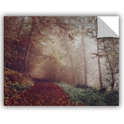 Loon Peak Ashworth Rest Your Head Wall Decal; 14'' H x 18'' W x 0.1'' D