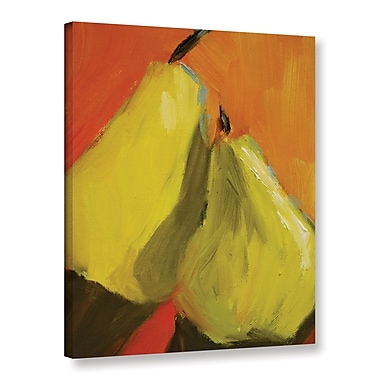 Alcott Hill The Secret Painting Print on Wrapped Canvas; 24'' H x 18'' W x 2'' D