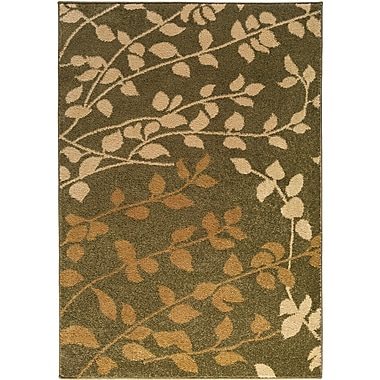 Winston Porter Demetria Floral and Plants Multi Area Rug; 5'2'' x 7'6''
