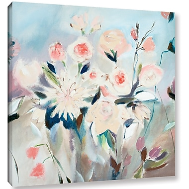 August Grove 'Sweetness and Light I' Painting Print on Canvas; 18'' H x 18'' W x 2'' D