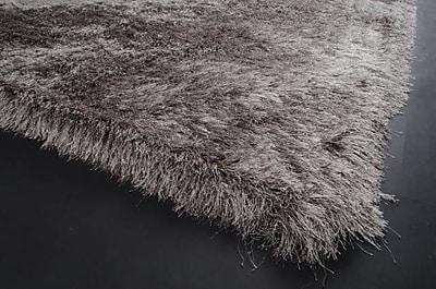 Ebern Designs Alayna Gray Area Rug; 5' x 7'7''