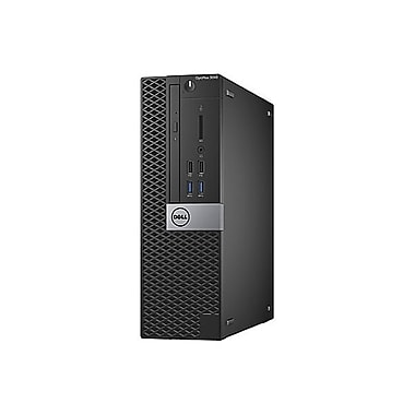 Dell - PC en tour OptiPlex 3040 0G1CW, Intel Core i5-6500 3,2 GHz, DD 128 Go, 8 Go DDR3L, Windows 10 Pro