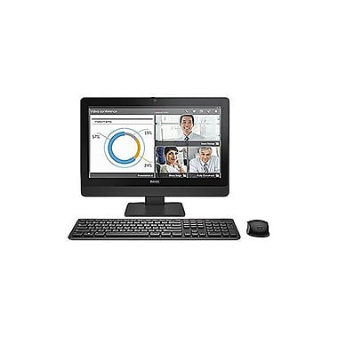 Dell – Ordi tout-en-un OptiPlex 3030 90KWP, 19,5 po, Intel Core i3-4170 à 3,7 GHz, SSD 500 Go, SDRAM DDR4 4 Go, Windows 10 Pro