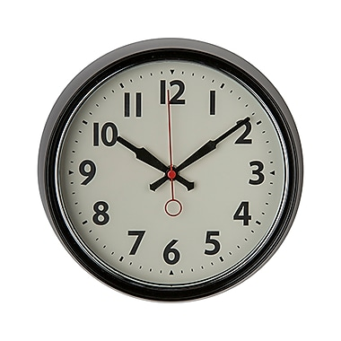 Ergo Deedee Silent Wall Clock, 9.25