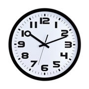 Ergo Sweep Silent Wall Clock, 12.5""