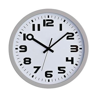 Ergo Sweep Silent Wall Clock, 12.5