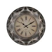 Ergo – Horloge murale Simone, 20 po, argent (79110)