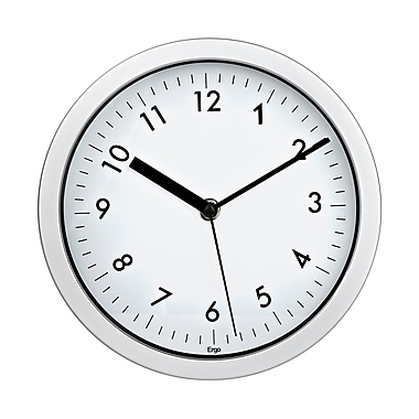 Ergo Peppi Silent Wall Clock, 8