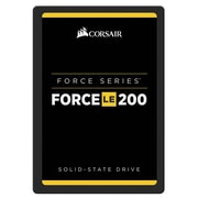 Corsair Force Series LE200 Internal SSD, SATA, 6 Gbps, 240 GB (CSSD-F240GBLE200B)