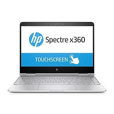 HP- Portatif écran tactile Spectre x360 1EL97UA#ABL 13,3 po 2-en-1, Intel Core i7-7500U 2,7GHz , 512Go SSD, 16Go LPDDR3, Win10