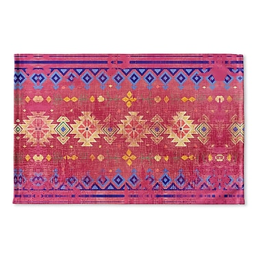 Bungalow Rose Fountain Hills Flat Weave Bath Rug