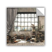 Winston Porter Cambridge The Introvert Wall Mural; 36'' H x 36'' W x 0.1'' D