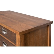 Gracie Oaks Barnett Vertical Filing Cabinet