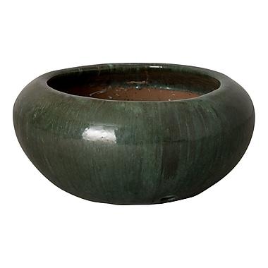 Emissary Hose Pot Planter; Spruce