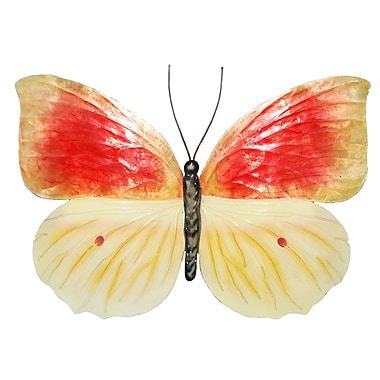 Environmentally Safe at Home Butterfly Wall Decor