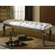 Astoria Grand Ovid Upholstered Bedroom Bench