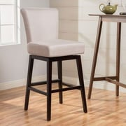 Brayden Studio Allyssa 31.5'' Swivel Bar Stool
