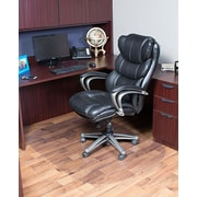 Dimex Evolve Modern Rectangle Office Hard Floor Beveled Edge Chair Mat