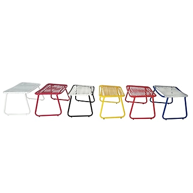 Ebern Designs Andre Jelly Ottoman (Set of 6)