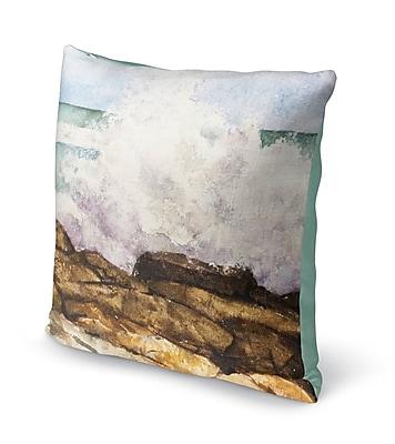Longshore Tides Murray Throw Pillow; 24'' H x 24'' W x 6'' D
