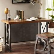 17 Stories Luella Industrial Writing Desk