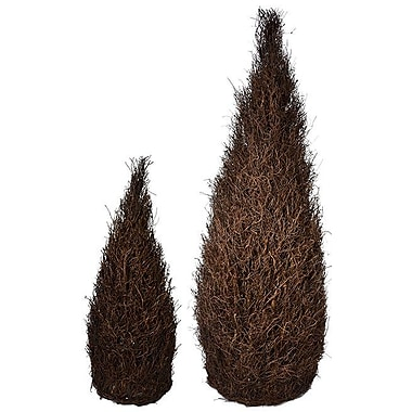 The Holiday Aisle Cone Tree (Set of 2)
