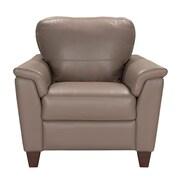Red Barrel Studio Amity Leather Armchair