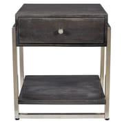 !nspire – Table d'appoint en bois massif et en fer