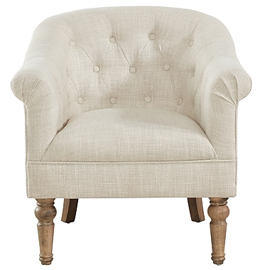 !nspire Button Tufted Accent Chair