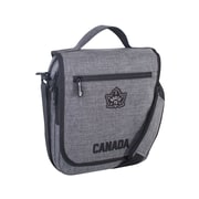 "Roots 73 Canada Collection 10"" Tablet Organizer With RFID Protection, Grey  (RTS3452 005 )"
