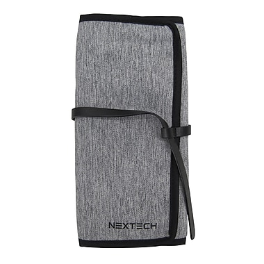 Nextech Tri-Fold Connectivity Organizer, Grey (NXT1051 005)