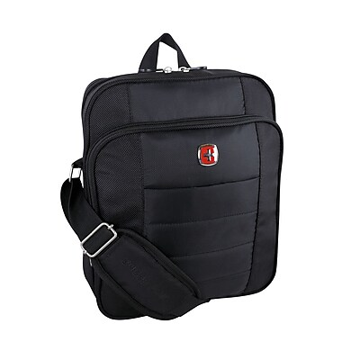 Swiss Gear Tablet Shoulder Bag, Black (SWA0913W 009)